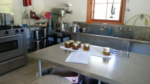the glorious commercial kitchen