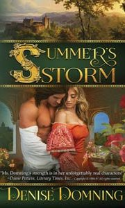 Summer's Storm cover