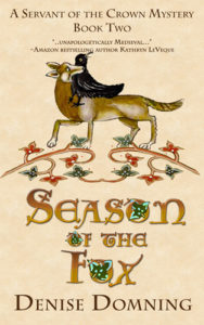 Season of the Fox, Book 2 Medieval mystery