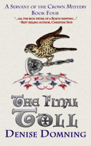 The Final Toll, book 4 Medieval mystery